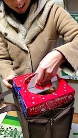 20171206一足早くクリスマスケーキのプレゼント1