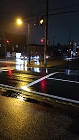 20171211外の様子夜のはじめ頃