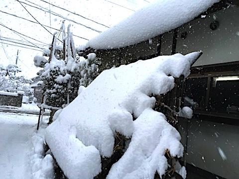 20171212会津に大雪1