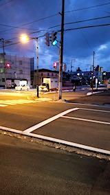 20180110外の様子夕方