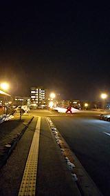 20180116外の様子夕方遊学舎