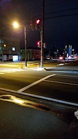20180116外の様子夕方