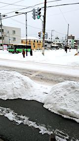 20180131外の様子夕方3