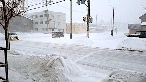 20180217秋田も吹雪模様