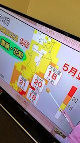 20180314東北地方の予想気温