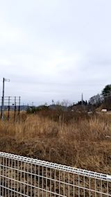 20180314外の様子昼前太平山