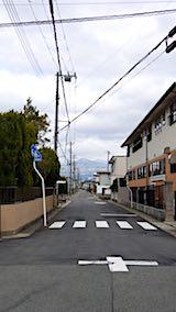 20180316外の様子昼過ぎ太平山