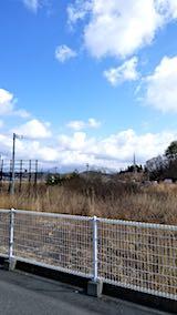 20180319外の様子昼前太平山