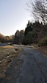 20180327山へ向かう途中の様子峠道