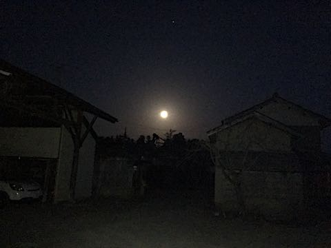 20180331会津美里町の満月様