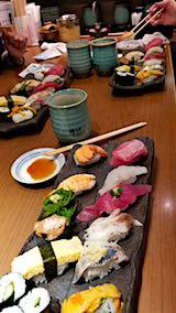20180405お昼ご飯お寿司