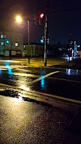 20180414外の様子夜遅く雨降り2