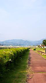 20180501会津の朝宮川河川敷インターバル速歩4