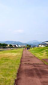 20180501会津の朝宮川河川敷インターバル速歩7