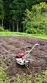 20180513野菜畑を耕す1