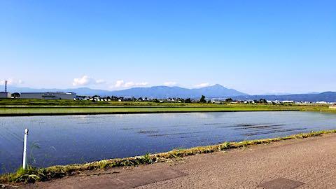 20180602素晴らしい青空に恵まれた会津盆地4