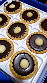 20180602デザート手作りナッツ入りチョコレート