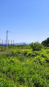 20180604外の様子昼前太平山