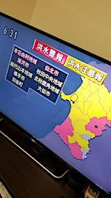 20180627秋田県内の洪水警報