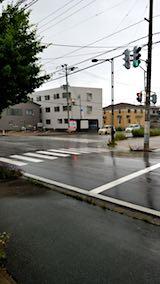 20180628外の様子夕方雨降り1