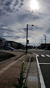 20180701速歩の帰り道から望んだ東の空