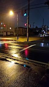 20180810外の様子夜のはじめ頃雨が降り出す