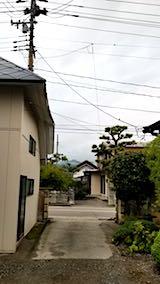 20180813外の様子夕方2