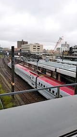 20180909JR秋田駅新幹線こまち号