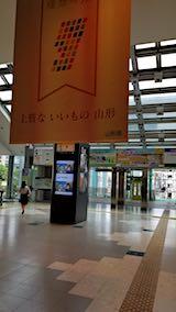 20180918山形駅構内