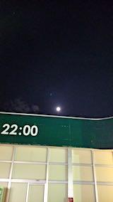 20180918秋田市へ到着お月さま