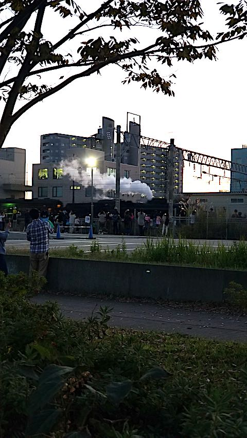 20181013蒸気機関車