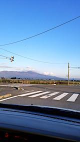 20181104喜多方から望んだ磐梯山2