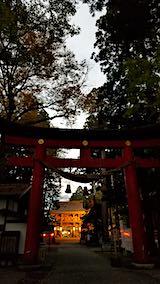 20181104伊佐須美神社鳥居前