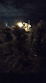 20181105宮川の河川敷の雪囲い2