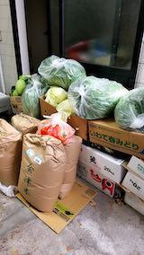 20181106会津から運んで来た野菜3