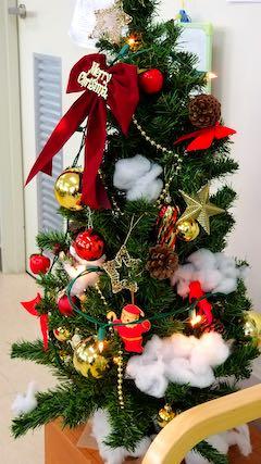 20181205クリスマスツリー