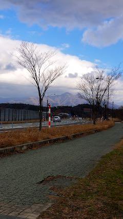 20181205外の様子昼前太平山