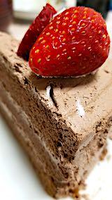 20181211チョコレートケーキ