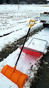 20181216雪寄せの道具一式
