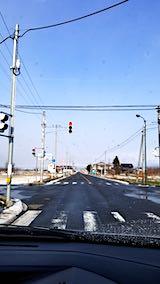 20190105会津美里町庁舎前交差点