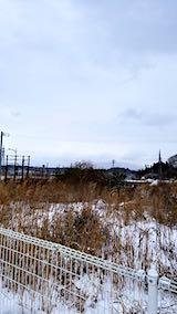 20190107外の様子昼前太平山1