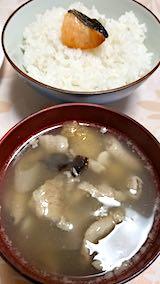 20190109晩ご飯漢方スープ四神湯