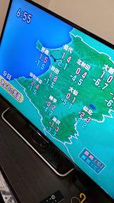 20190109NHKテレビ今日の最低と最高気温