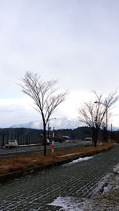 20190116外の様子昼前太平山1