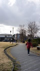 20190310速歩途中の公園内の様子1