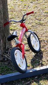 20190310速歩途中の公園で見つけた子供用自転車1