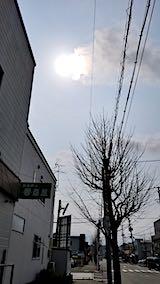 20190312外の様子昼前南の空