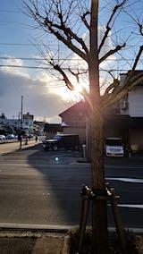 20190402外の様子夕方秋田ではまずまずの天気2