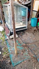 20190410山の入り口の作業小屋整理後2