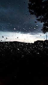20190413山の入り口の様子雨が降り出す